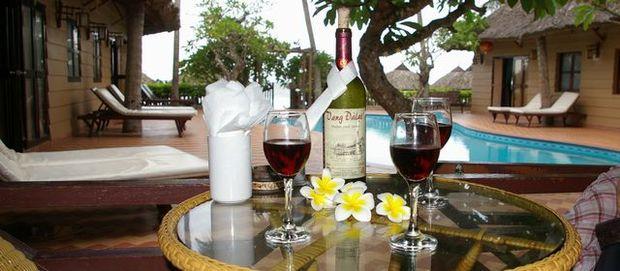 ベトナム産ダラットワインで乾杯! (Vietnam Wine Dalat)