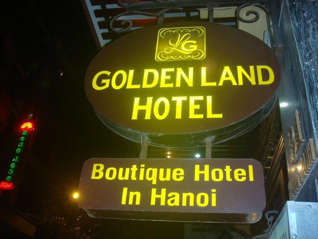 Hanoi GoldenLandHotel