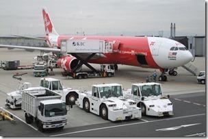 エアアジアの機体