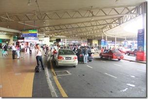 クアラルンプールのエアアジア・ターミナル
