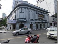 クアラルンプール街歩き/インド映画専門の「コロシアム映画館」