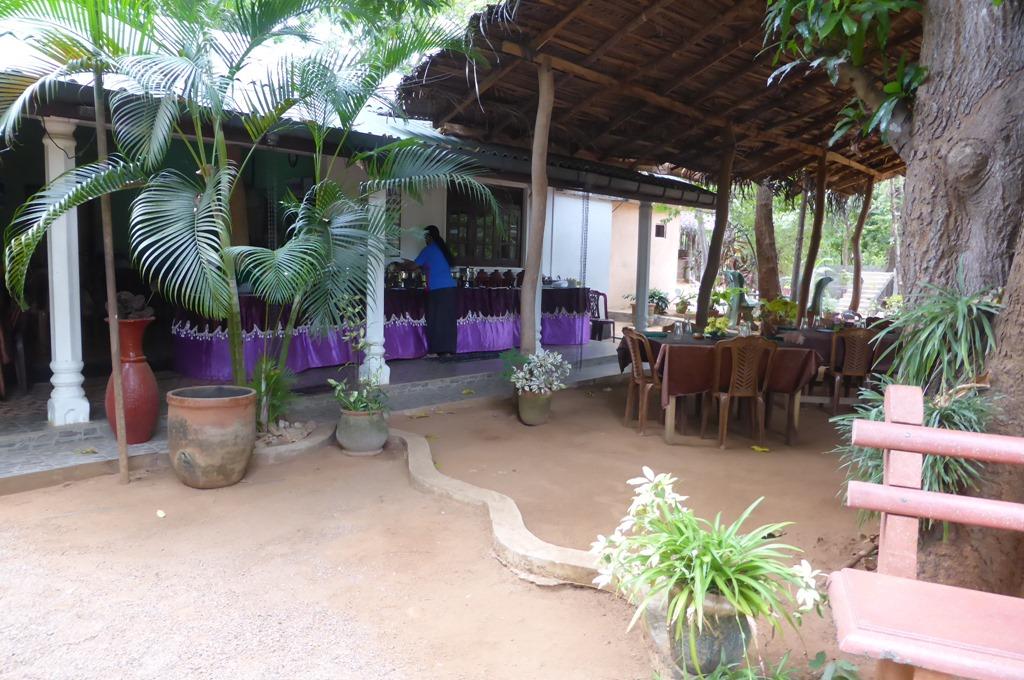 レストラン併設のARIYA REST HOUSE