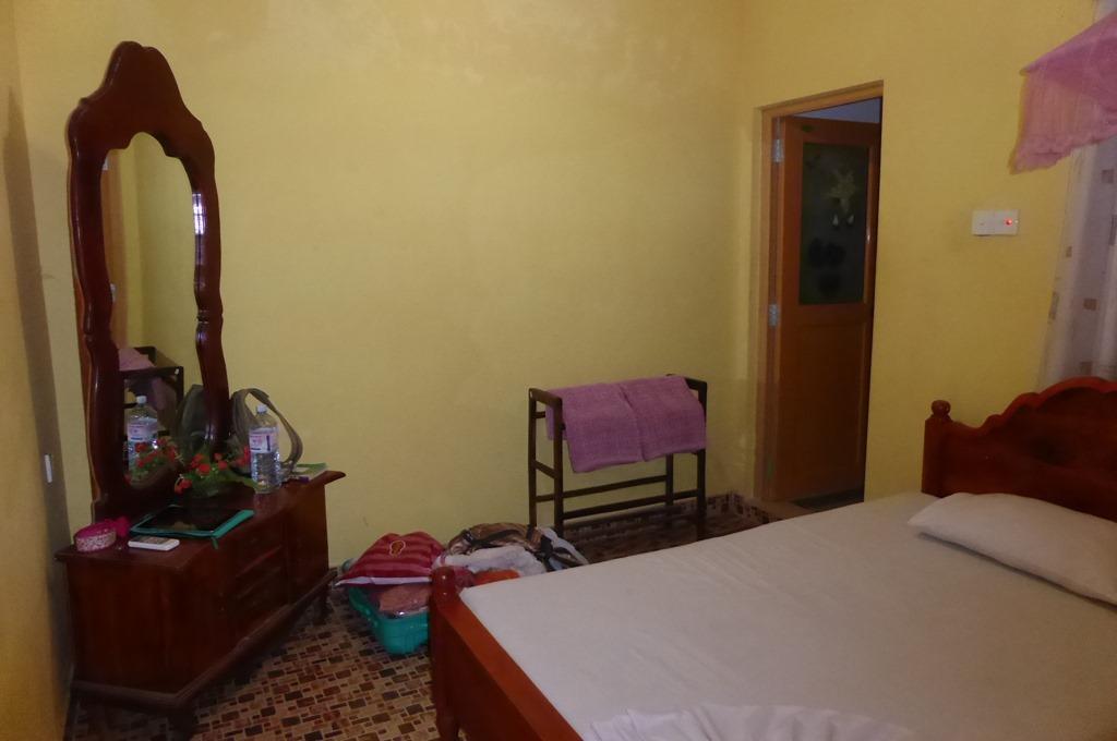 ARIYAレストハウスの室内