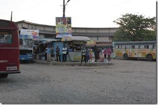 Anuradhapura-New Bus Terminal