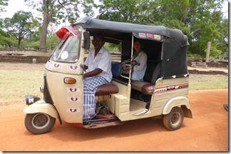 Anuradhapura-Threewheeler