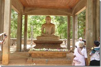 Anuradhapura-Samadhi Buddha