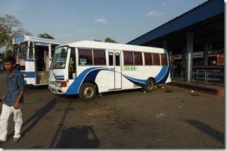 Anuradhapura-Kandy-Bus Terminal