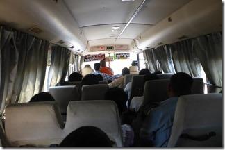 Anuradhapura-Kandy-Bus
