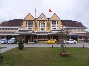 ベトナムで最も歴史のあるダラット鉄道駅
