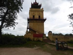 ナンミイン監視塔