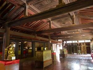 僧院内部は博物館になっている