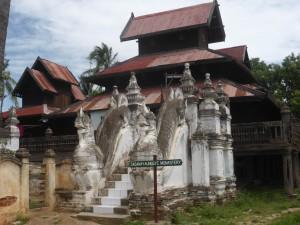 ササナヤウンヂー僧院