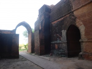建設途中のピャタッジー寺院