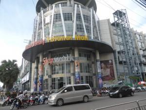 マンダレー最大のショッピングモール