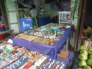 ニャウンシュエのミンガラーマーケット