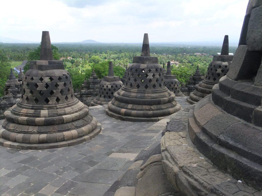 インドネシア・ボロブドゥール遺跡