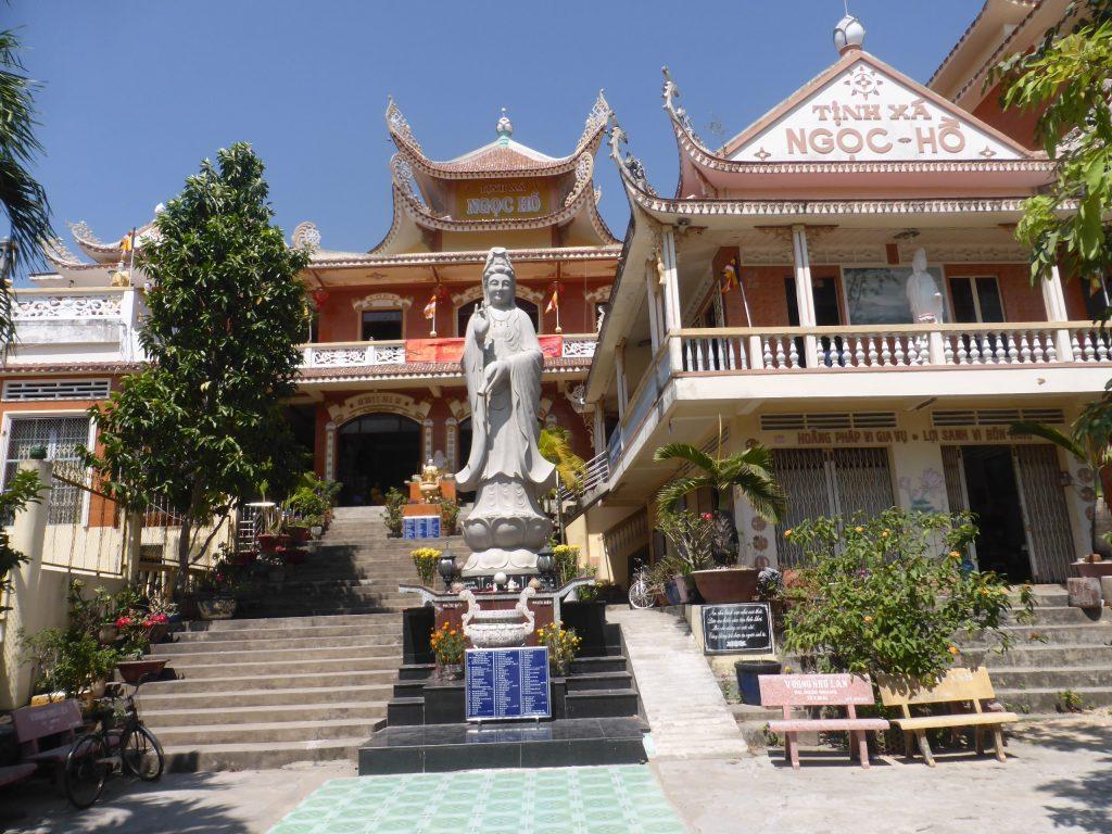 中国寺Tịnh Xá Ngọc Hồ